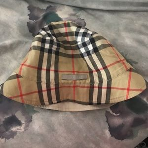 Burberry Thin Fabric Fisherman Hat